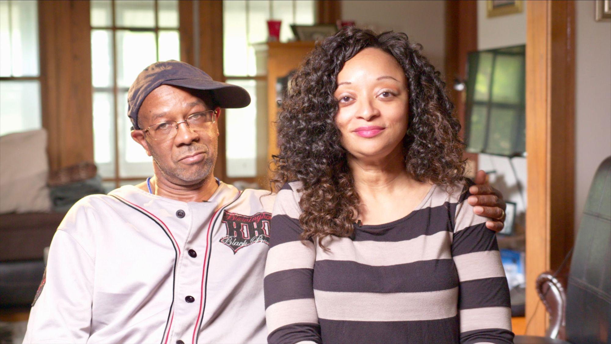 Larry and Lurenza McGhee