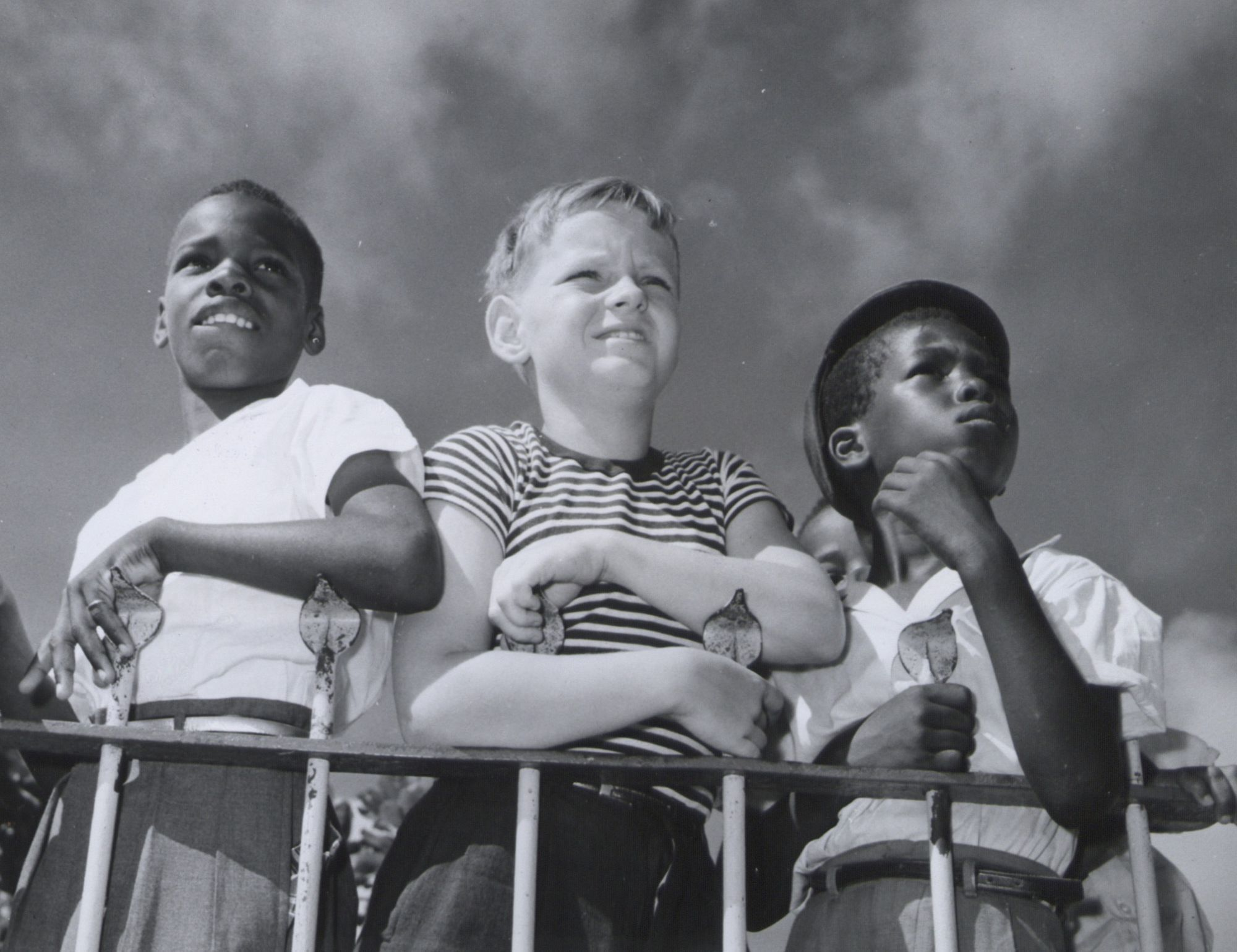 Growing up as a white Baha'i in a segregated world