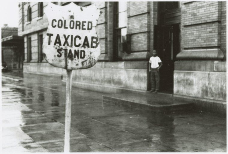 The hard face of Jim Crow