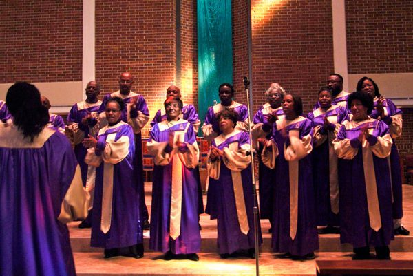 The Black Church: a spiritual and musical legacy