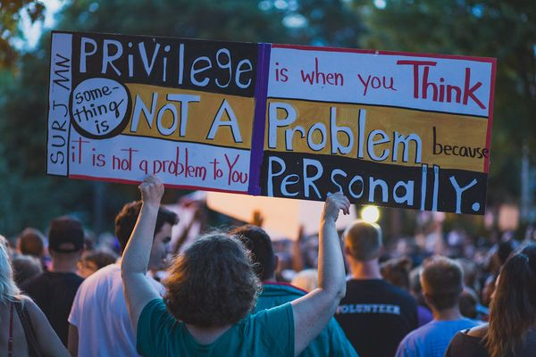 Conscious of race – and of privilege