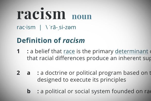 The many forms of racism